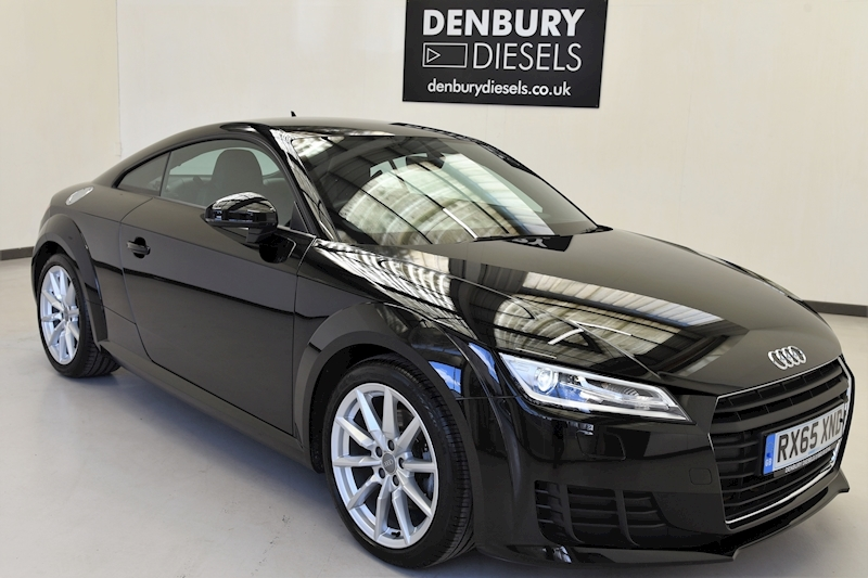 Audi Tt Tdi Ultra Sport Coupe 2.0 Manual Diesel