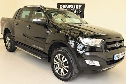 Ford Ranger Wildtrak 4X4 Dcb Tdci Pick-Up 3.2 Manual Diesel