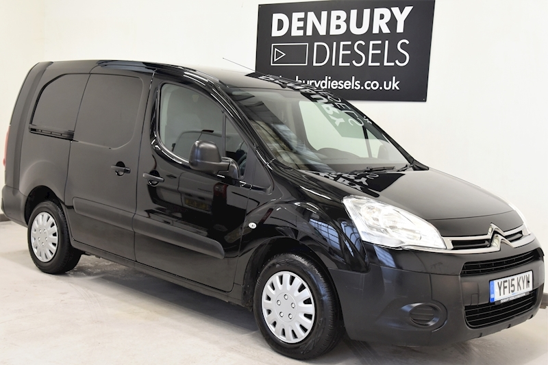 Citroen Berlingo 725 X L2 Hdi Panel Van 1.6 Manual Diesel