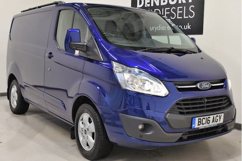 Ford Transit Custom 270 Limited Lr P/V Panel Van 2.2 Manual Diesel