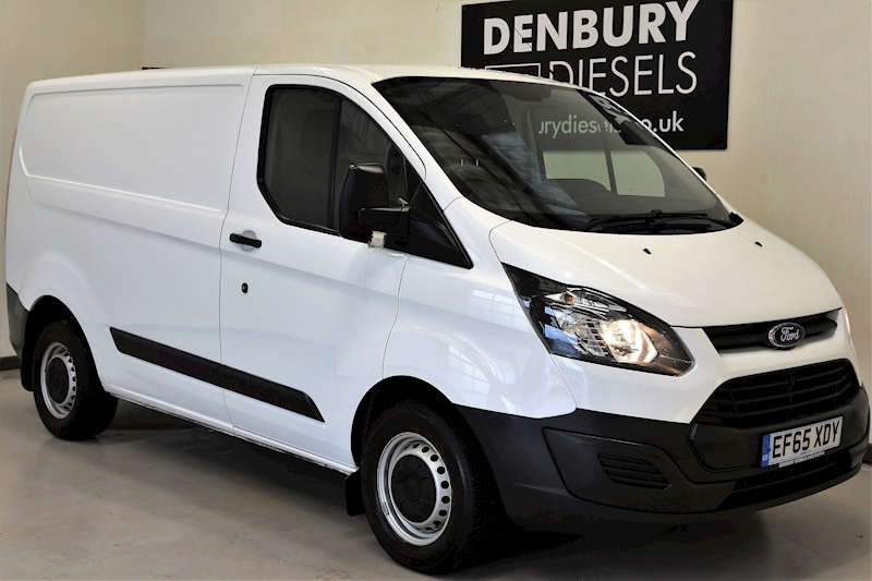 Ford Transit Custom 310 Lr P/V Panel Van 2.2 Manual Diesel