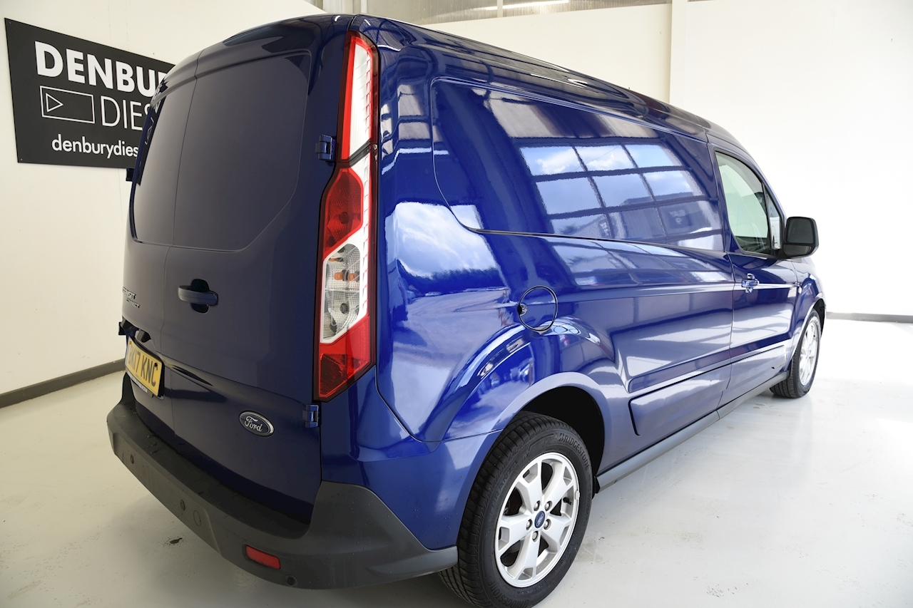 Transit Connect Limited 1.5 5dr Panel Van Manual Diesel