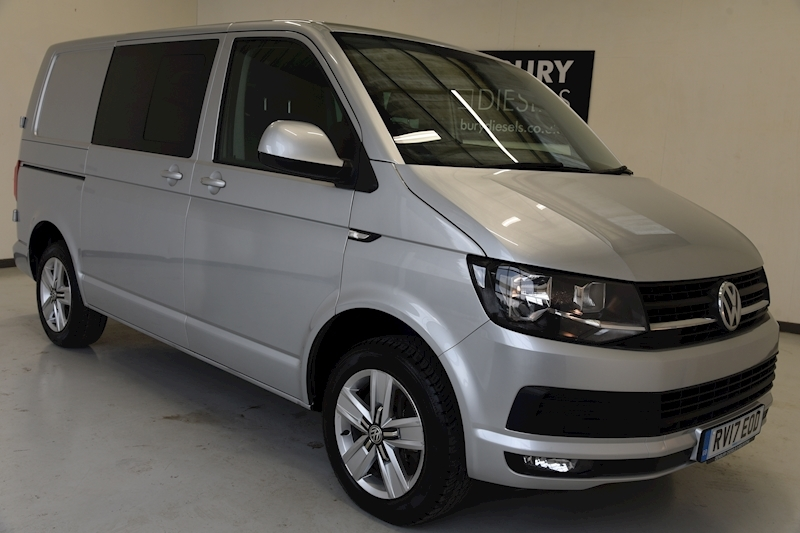 Volkswagen Transporter Highline 2.0 5dr Crew Van Manual Diesel