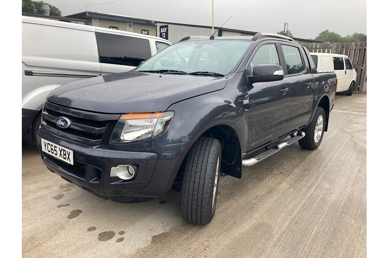 Ford Ranger Wildtrak 3.2 4dr Double Cab Pickup Automatic Diesel