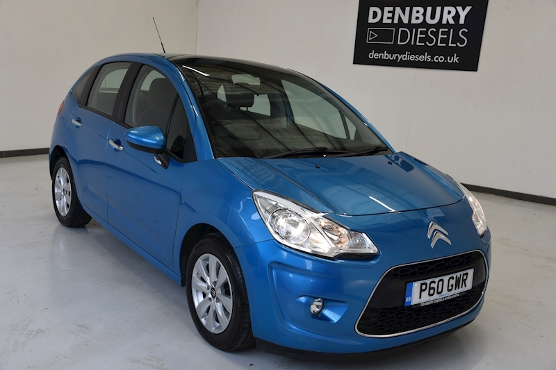 Citroen C3 VTR+ Hatchback 1.6 Manual Diesel