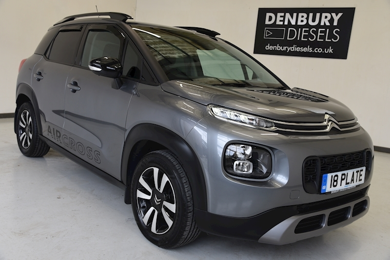 Citroen C3 Aircross Feel SUV 1.2 Manual Petrol