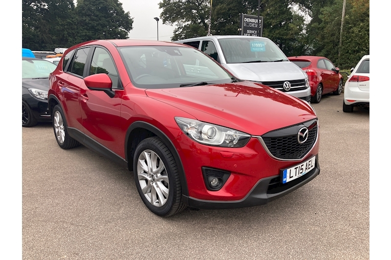 Mazda CX-5 Sport 2.0 5dr SUV Manual Petrol