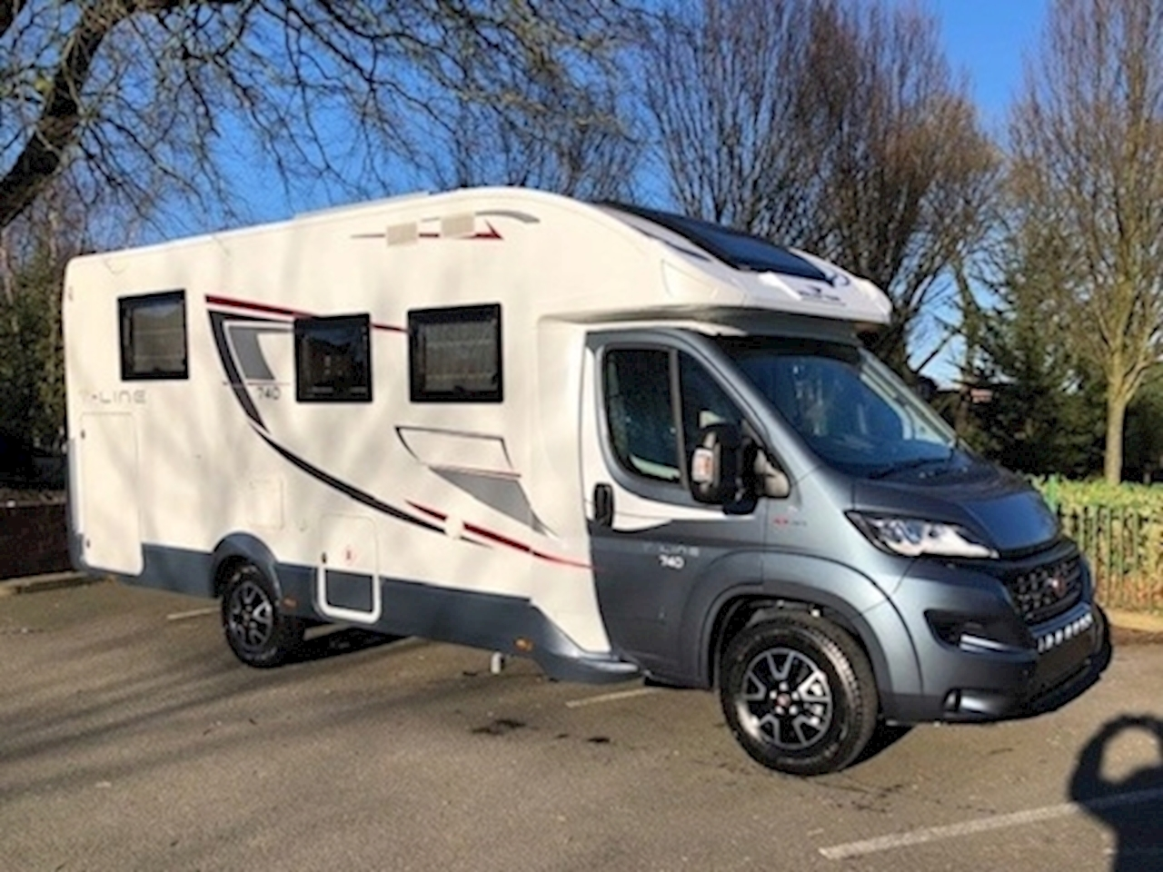 Roller Team T-Line 740 2.3 Motorhome Manual Diesel