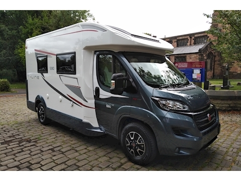 Roller Team T-Line 590 Automatic (Registered March 2018) Only 7,000 Miles