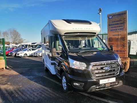 Auto-Trail Tribute F60 Low Line (NEW 2020 MODEL) IN STOCK
