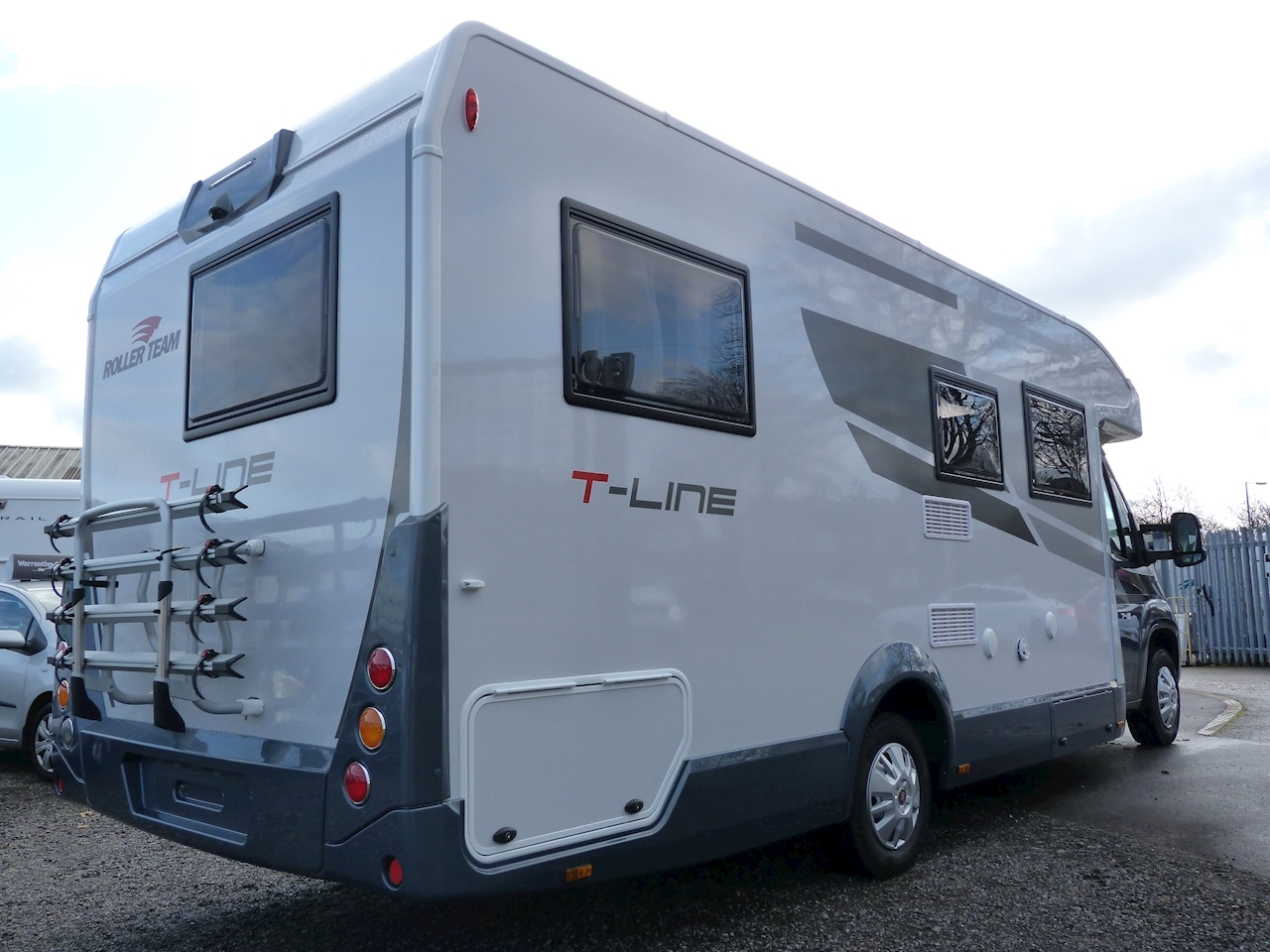 Roller Team T-Line  743 (NEW 2020 MODEL) 2300 3dr Motorhome Manual Diesel