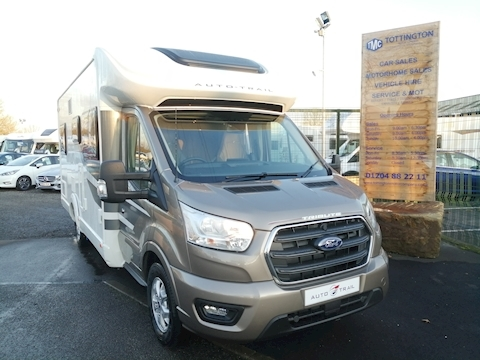 Auto-Trail Tribute F72 Super Lo-Line Motorhome 2000 Diesel F72 Lo-Line (NEW 2020 MODEL) IN STOCK