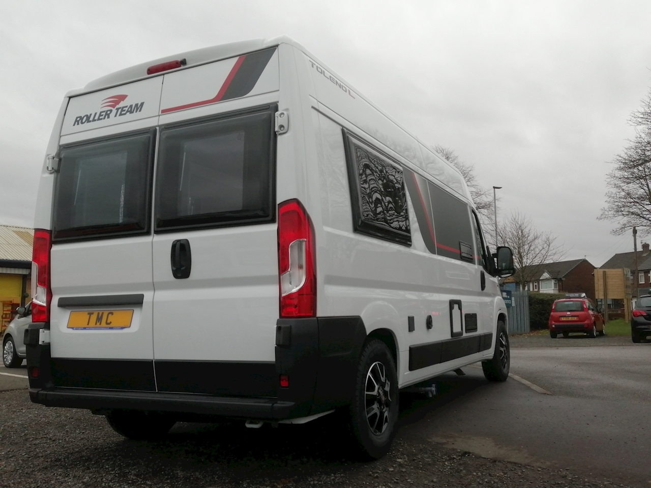 Roller Team Toleno L (120 BHP) (BRAND NEW IN STOCK) 2000 Motorhome Manual Diesel