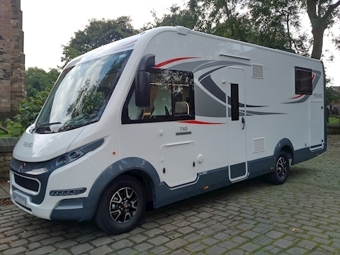 Roller Team Pegaso 740 A-Class 150bhp (IN STOCK)