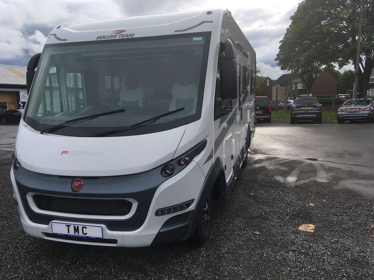 Rollerteam Pegaso  745 (New 2021 Model) 2300 Motorhome Automatic Diesel