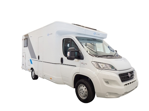 Adria Sun Living S 70 SP (Registered May 2018) Only 5000 Miles