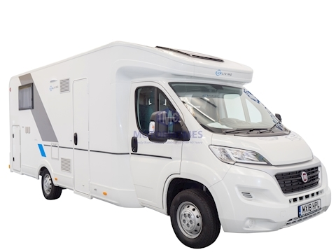 Adria Sun Living S 75 SL (Registered April 2018)