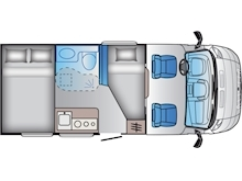 Adria Sun Living S 60 SP (NEW 2019 MODEL) IN STOCK - Thumb 2