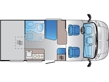 Adria Sun Living S 60 SP (NEW 2019 MODEL) IN STOCK - Thumb 1