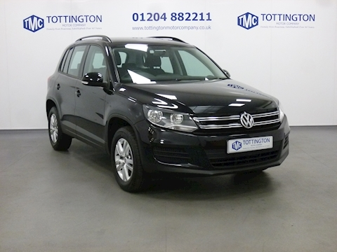 Volkswagen Tiguan S Tdi Bluemotion Technology 4Motion (4WD)