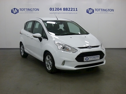 Ford B-Max Zetec Automatic (Only 8,000 Miles)