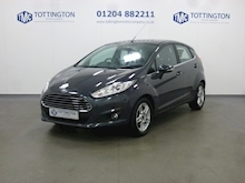 Ford Fiesta Zetec Automatic (Only 5,000 Miles) - Thumb 1