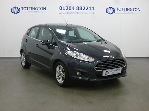 Ford Fiesta Zetec Automatic (Only 5,000 Miles)