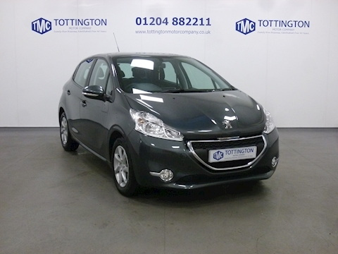 Peugeot 208 E-Hdi Active Diesel Automatic