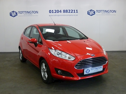 Ford Fiesta Zetec 1.2 (5 Door)