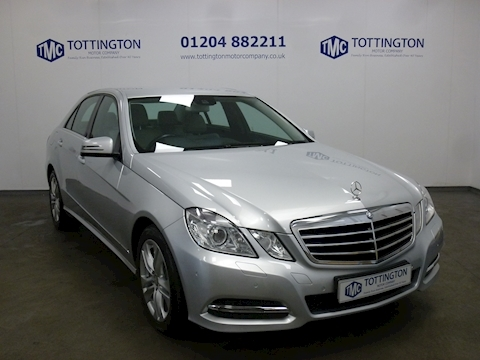 Mercedes E Class E220 Cdi Blueefficiency S/S Avantgarde