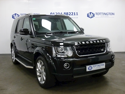 Land Rover Discovery Sdv6 Landmark Diesel Automatic