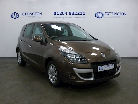 Renault Scenic Privilege Tomtom Dci