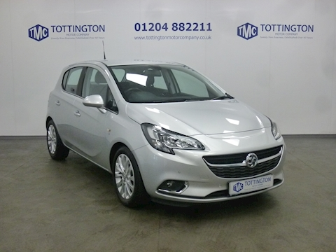 Vauxhall Corsa Se Automatic (Only 4,000 Miles)