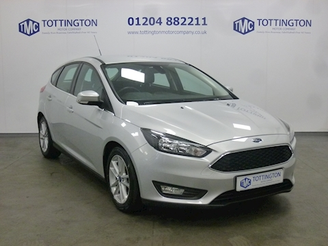 Ford Focus Zetec 1.0 Ecoboost (Only 6,500 Miles)
