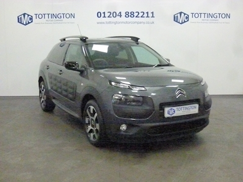 Citroen C4 Cactus Bluehdi Flair Etg6 S/S Diesel Automatic (Only 1,000 Miles)