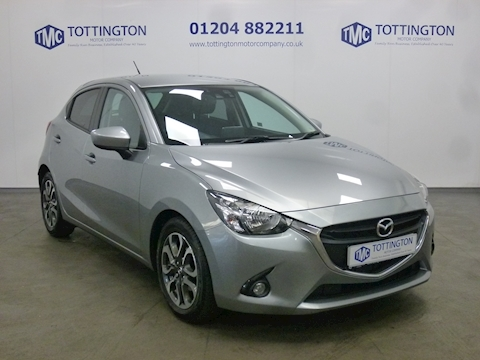 Mazda Mazda 2 Sports Launch Edition (Only 6,000 Miles)
