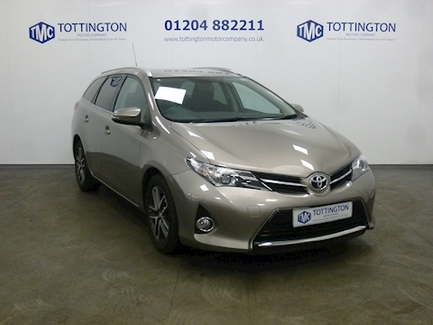 Toyota Auris D-4D Icon Plus Estate Diesel