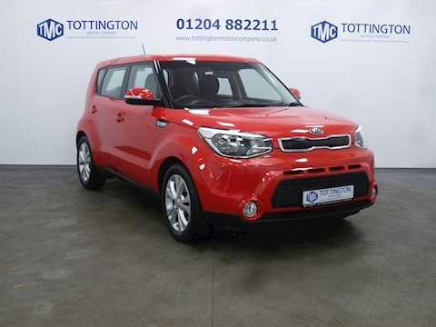 Kia Soul Connect