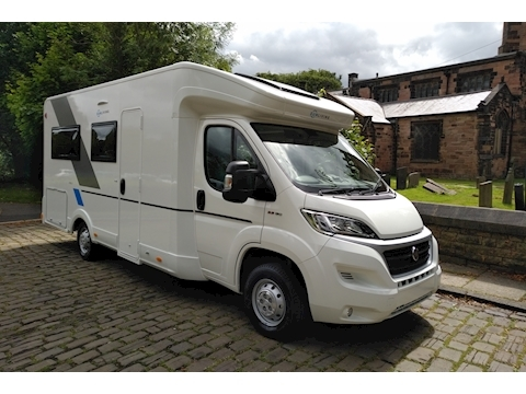 Adria Sun Living S 70 DF Automatic (Registered May 2018) Only 10,000 Miles