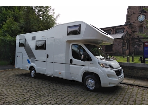 Adria Sun Living A 75 DP (Registered May 2018) Only 6,000 Miles