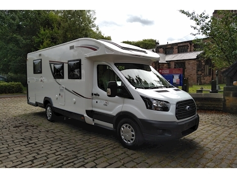 Roller Team Zefiro 685 Automatic (Registered 2018) Only 7,000 miles