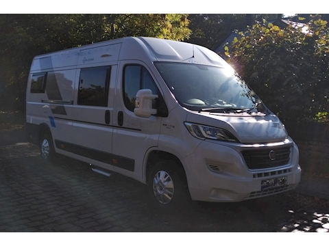 Adria Sun Living V 65 SL (Registered April 2018) Only 4,000 Miles