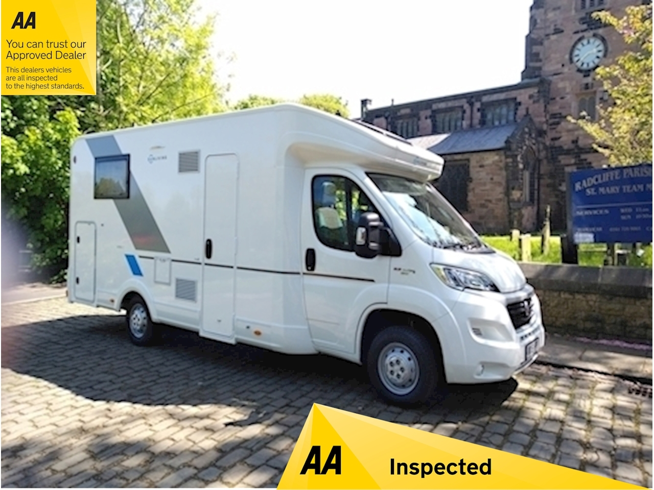 Adria Sun Living S 70 SP 2.3 3dr Motorhome Manual Diesel