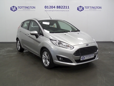 Ford Fiesta Zetec (Only 8,000 Miles)