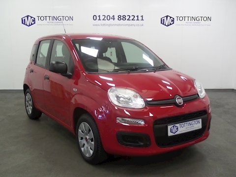 Fiat Panda Pop (Only 1,000 MILES)