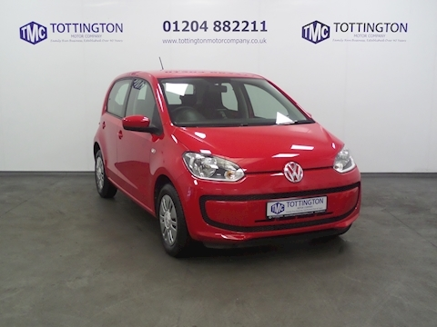 Volkswagen Up Move Up (Only 6,000 Miles)