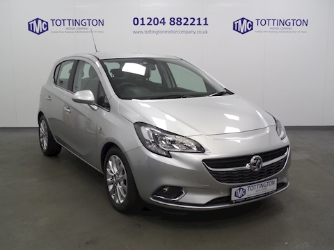 Vauxhall Corsa Se Corsa Se Automatic (Only 5,000 Miles)