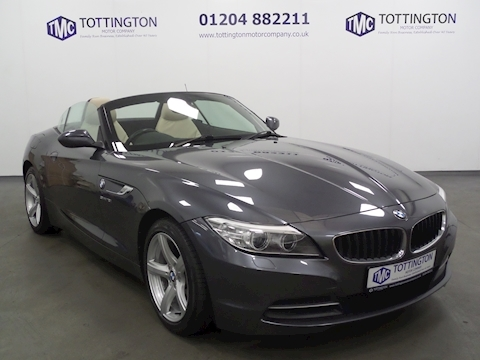 Bmw Z Series Z4 Sdrive18i Roadster Convertible