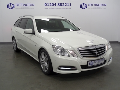 Mercedes-Benz E Class E220 Cdi Blueefficiency Executive Se Estate Diesel Automatic