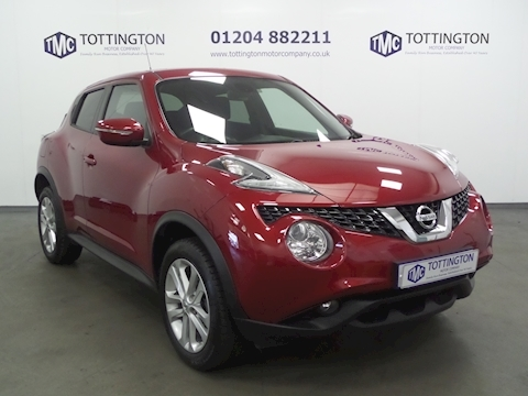 Nissan Juke N-Connecta Xtronic Automatic